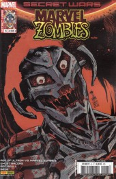 Secret Wars : Marvel Zombies
