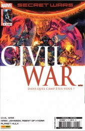 Secret Wars : Civil War