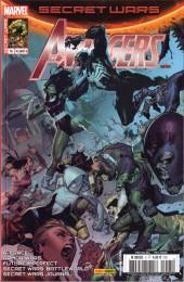 Secret Wars : Avengers -5- Singularité
