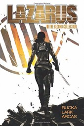 Lazarus (2013) -INTHC02- Lazarus: The Second Collection
