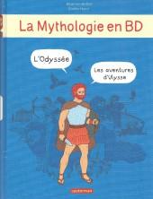 La mythologie en BD -INT01- L'Odyssée - Les aventures d'Ulysse