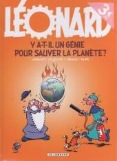 Léonard -38Été2016- Y a-t-il un génie pour sauver la planète ?