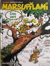 Marsupilami -23Été- Croc vert