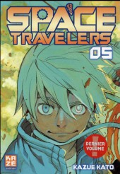 Space Travelers -5- Tome 5