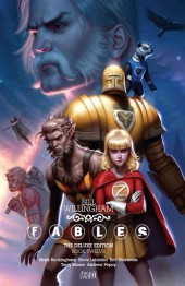 Fables (2002) -INTHC12- The Deluxe Edition Book Twelve