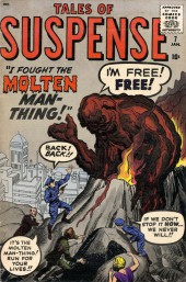 Tales of suspense Vol. 1 (Marvel comics - 1959) -7-