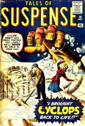 Tales of suspense Vol. 1 (Marvel comics - 1959) -10-