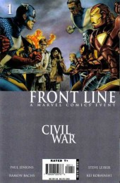 Civil War: Front Line (2006) -1- Embedded, Part 1 / The Accused, Part 1
