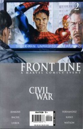Civil War: Front Line (2006) -2- Embedded, Part 2 / The Accused, Part 2 / The Program