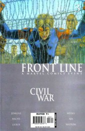 Civil War: Front Line (2006) -3- Embedded, Part 3 / The Accused, Part 3 / Sleeper Cell, Part 1