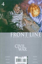 Civil War: Front Line (2006) -4- Embedded, Part 4 / The Accused, Part 4 / Sleeper Cell, Part 2