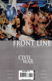 Civil War: Front Line (2006) -7- Embedded, Part 7 / The Accused, Part 7 / Sleeper Cell, Part 5