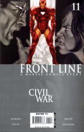 Civil War: Front Line (2006) -11- Embedded, Part 11