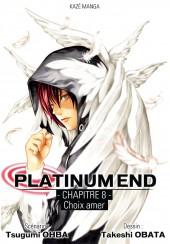 Platinum End -Num08- Choix Amer