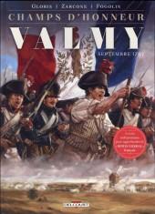 Champs d'honneur -1- Valmy