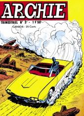Archie (Jeunesse et Vacances) -3- La machine à faire le temps
