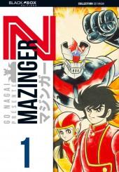Mazinger Z (Black Box) -1- Tome 1