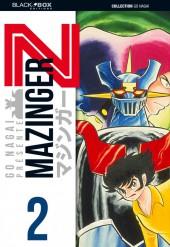 Mazinger Z (Black Box) -2- Tome 2