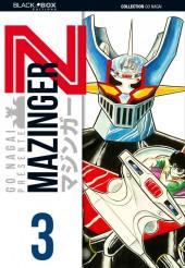 Mazinger Z (Black Box) -3- Tome 3