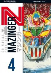 Mazinger Z (Black Box) -4- Tome 4