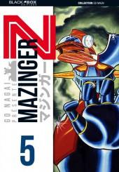 Mazinger Z (Black Box) -5- Tome 5