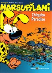 Marsupilami -22Été- Chiquito Paradiso