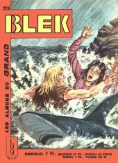 Blek (Les albums du Grand) -226- Numéro 226