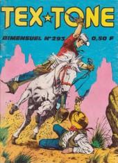 Tex-Tone -293- Le sauveur