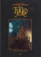 Lanfeust et les mondes de Troy - La collection (Hachette) -39- Tykko des sables - La colline des cent temples