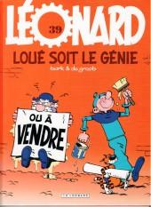 Léonard -39a2012- Loué soit le génie