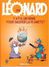 Léonard -38a2011- Y a-t-il un génie pour sauver la planète ?