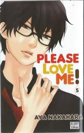 Please Love Me ! -5- Tome 5