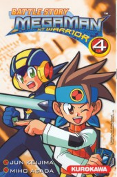 Megaman NT Warrior -4- Tome 4