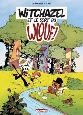 Witchazel -1- Le sort du Wlouf