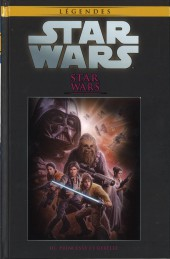 Star Wars - Légendes - La Collection (Hachette) -1656- Star Wars - III. Princesse et Rebelle