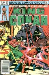 King Conan (1980) -12- The Tombs under Tarantia