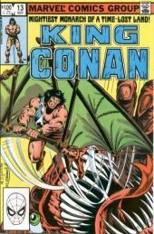 King Conan (1980) -13- Circle of Sorcery