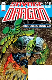 Savage Dragon Vol.2 (The) (Image comics - 1993) -148FCBD- Daredevil - Free Comic Book Day 2009