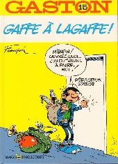 Gaston -15- Gaffe à Lagaffe !
