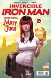 Invencible Iron Man (El) -65- Abrid paso a Mary Jane