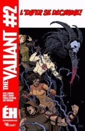 The valiant -2- Le commencement