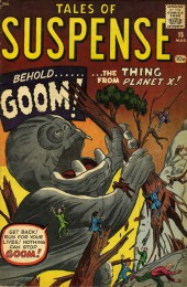 Tales of suspense Vol. 1 (Marvel comics - 1959) -15- Behold...Goom!