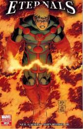 Eternals Vol.3 (Marvel comics - 2006) -1VC- Intelligent Design