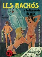 Les mâchos -2- À la découverte du sexe