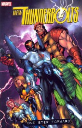 New Thunderbolts (2005) -INT1- One Step Forward