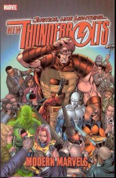 New Thunderbolts (2005) -INT2- Modern Marvels