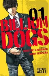 Billion Dogs -1- Tome 1