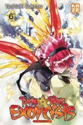 Twin Star Exorcists -6- Tome 6