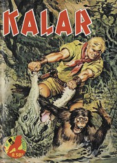 Kalar -50- Le feu de la terre