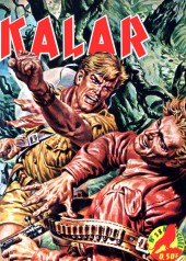 Kalar -58- L'intrus